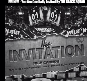 Nick Cannon - The Invitation (Eminem Diss) ft. Suge Knight